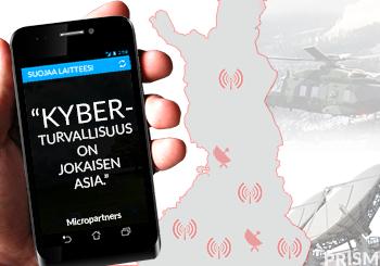 Suomen (tieto)turvallisuus – meidän jokaisen vastuulla