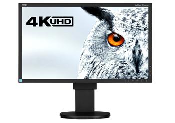 NEC 23,8″ 4K IPS LED-näyttö